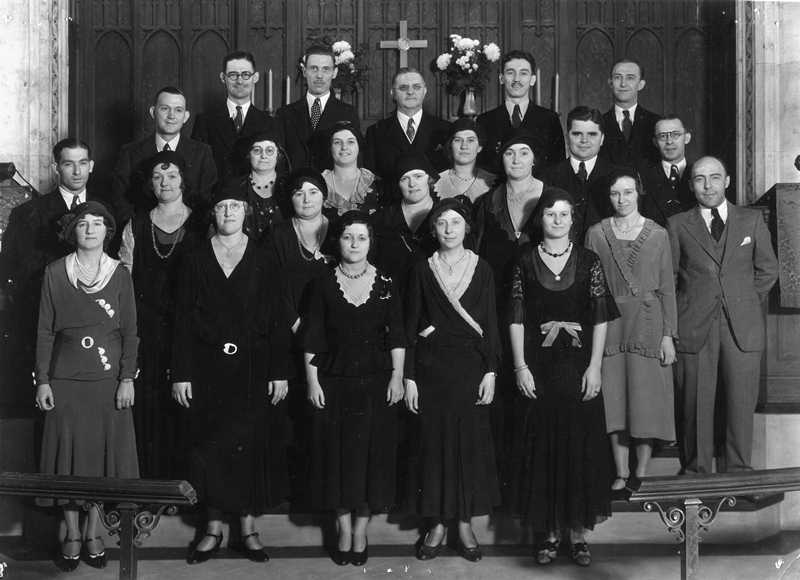 1931 FGUEC Choir
